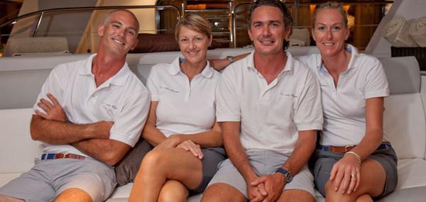 Crewed Yacht Charters
