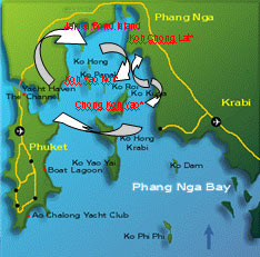 Yacht Charters in South East Asia