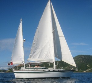 antigua and barbuda yacht day charter Sentio