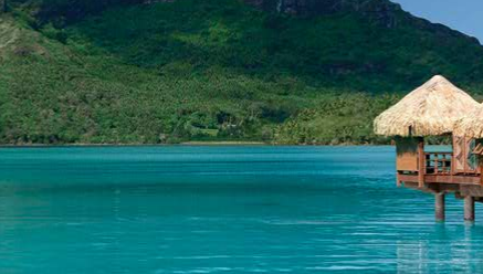 Charter a Yacht in The South Pacific