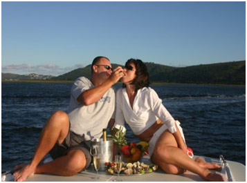 Memorable Honeymoon Experience using Yacht Charters