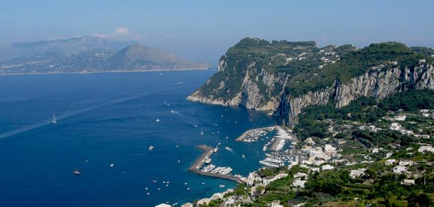Make Capri & The Amalfi Coast