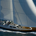 Sailing Yacht Whisper