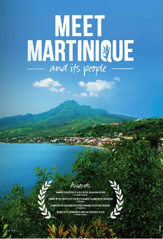 Martinique Tourist Board's flyer