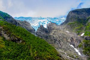 Glacier Sognefjorden