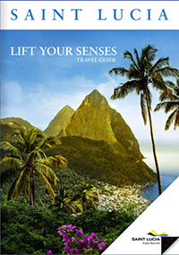 Saint Lucia Tourist Boards'sTravel Guide