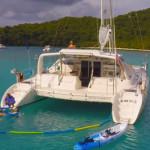 Sailing Catamaran Braveheart