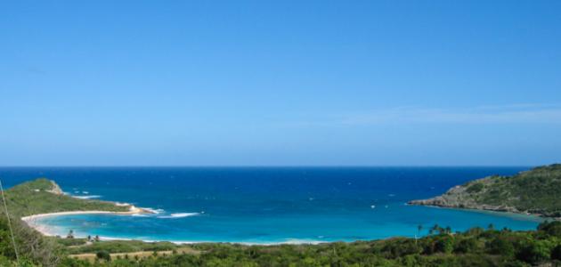 Halfmoon bay Antigua
