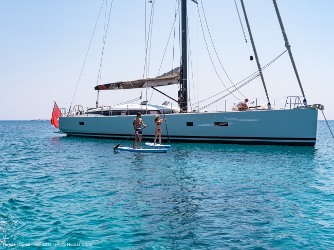yacht coffee table sailing yacht neyina for a comfortable sailing experience