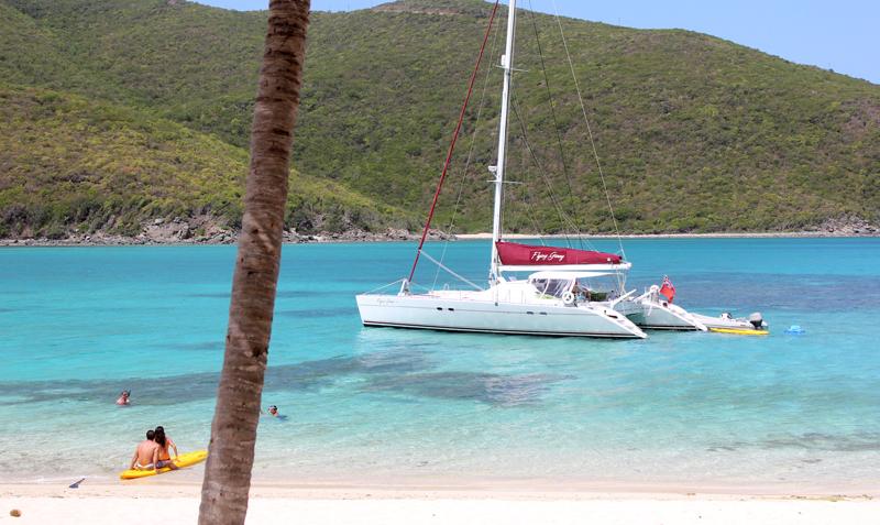 Nicholson Yacht Charters - Flying Gennie
