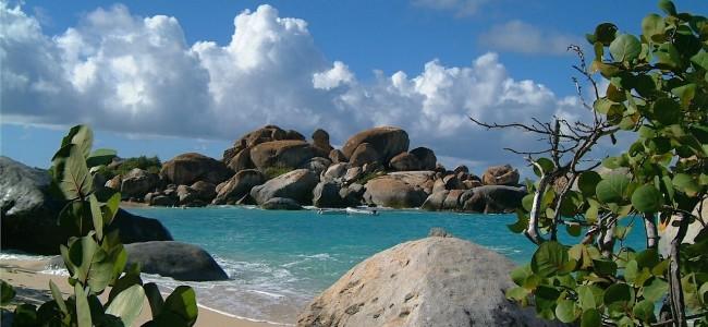 bvi charters beach