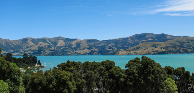 Akaroa, South Island, New Zealand