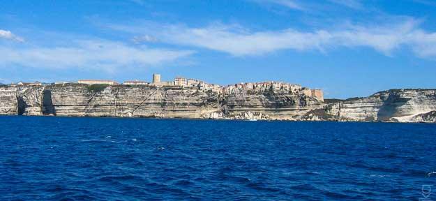 Vacations at Bonifacio, Corsica