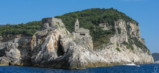 Explore the Italian coastline