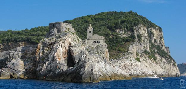 Explore the Italian coastline