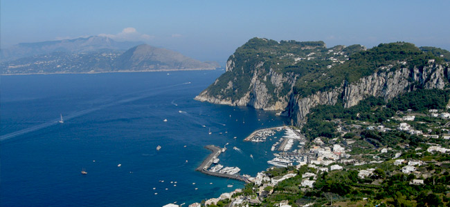 Make Capri & The Amalfi Coast