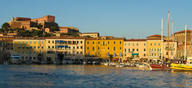Pittoresque Island of Elba