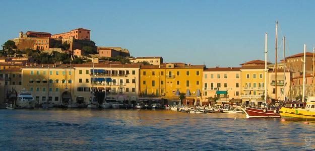 Pittoresque Island of Elba