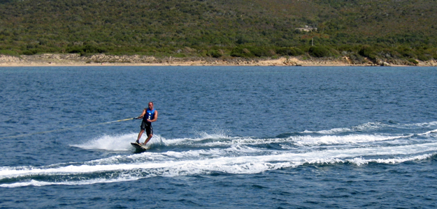 Water Sport on Your Holiday