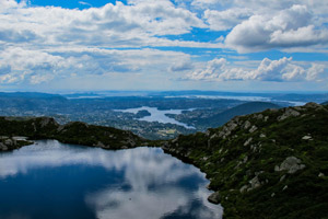 Mount Ulriken - Bergen
