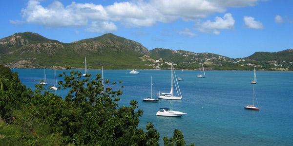 Falmouth Harbour Antigua