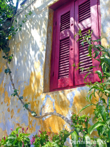 Mainland Greece Traditional colors