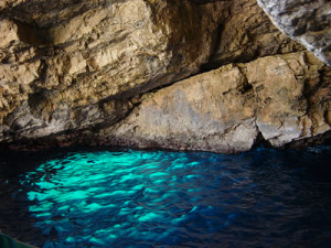 Blue Grotto - Charters Greek islands