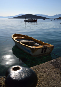 Small Boat for Charter in Greece