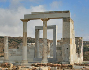 Popular Charter destination - Naxos
