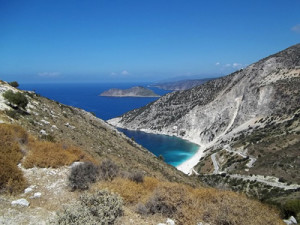 Secluded Greek Island destination