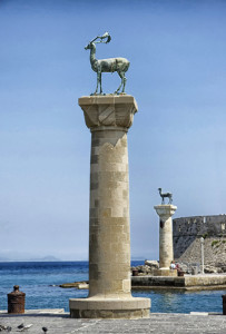 Rhodes and Halki charter destinations