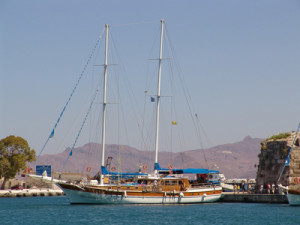 Sailboat Charter Holiday