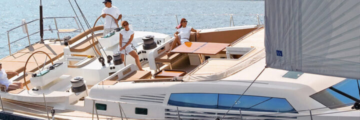 a special charter yacht