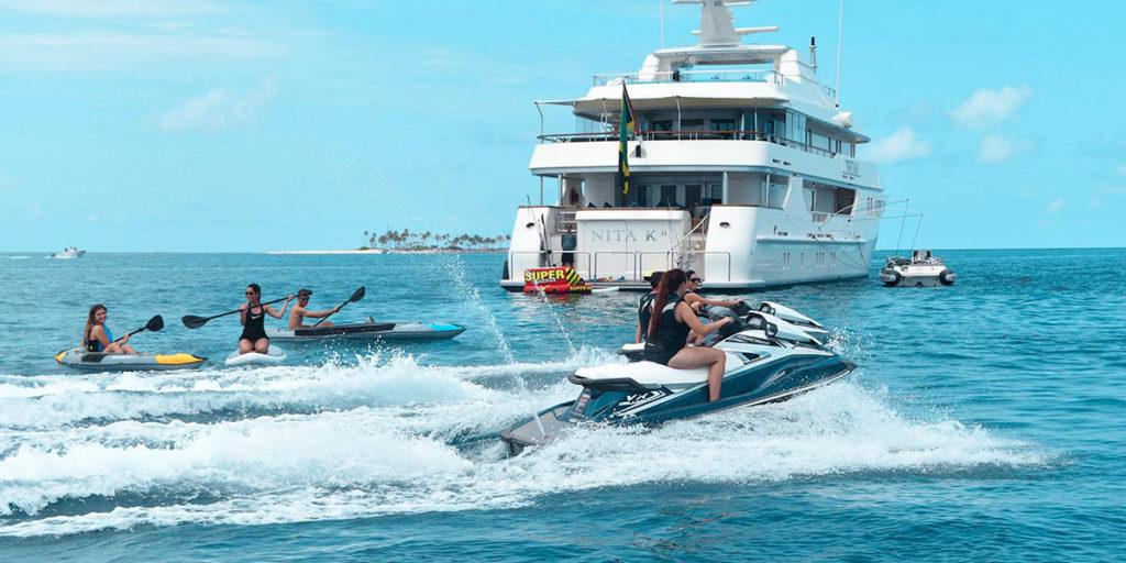 Yacht Nita K II funtime