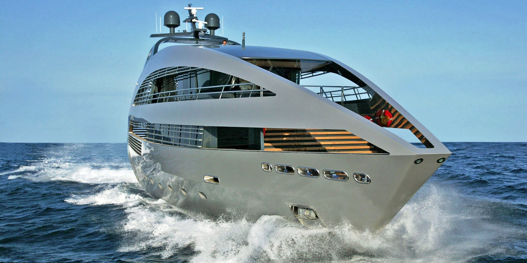 Motor Yacht Charter | Nicholson Yacht Charters & Services
