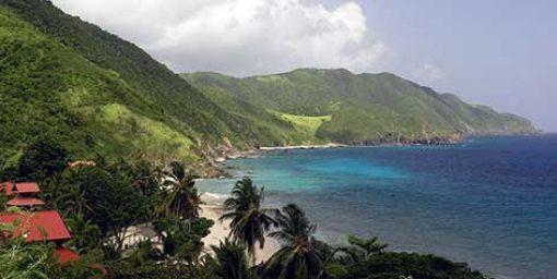 Carambola Resort at Davis Bay in St. Croix, U.S. Virgin Islands