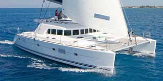 With Virgin Island charters to St Thomas aboard sailing catamarans, you and your family can enjoy exciting sailing adventures aboard a spacious boat. There's enough interior and exterior space for everyone to move around and lounge about. Book our USVI yacht charters today.