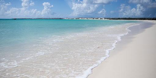 Beautiful Anguilla beaches