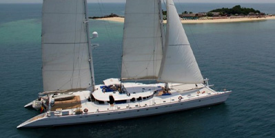 SAILING CATAMARANS